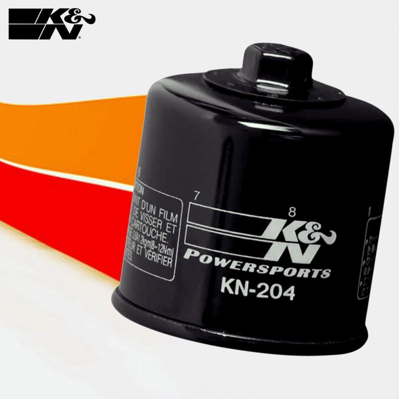 huileKN : Filtre à huile K&N NC700