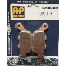LMP214SR : Plaquettes de frein arrière AP Racing pour modèle non-ABS NC700