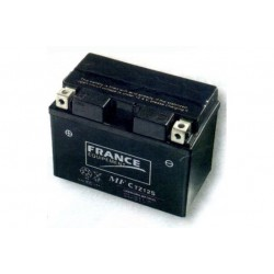 UNIBAT UCTZ12S-FA : France Equipement CTZ12S Battery NC700 NC750