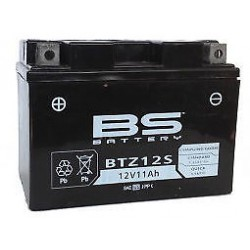 bsbattery : BS Battery BTZ12S NC700 NC750