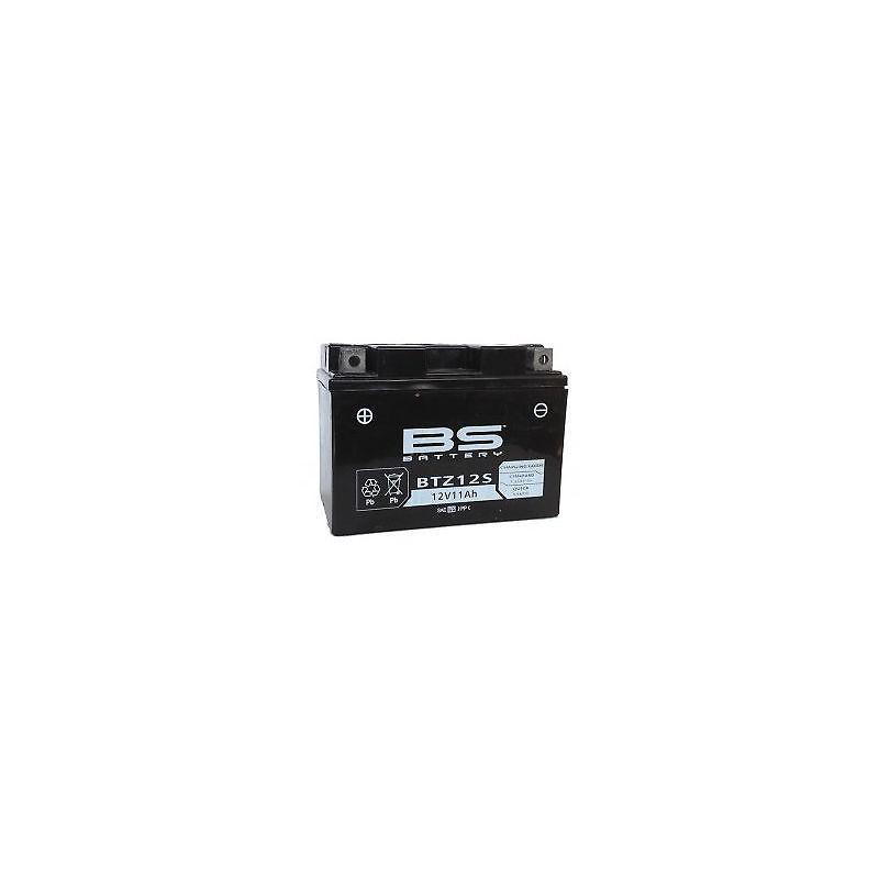 bsbattery : Batterie BS BTZ12S NC700