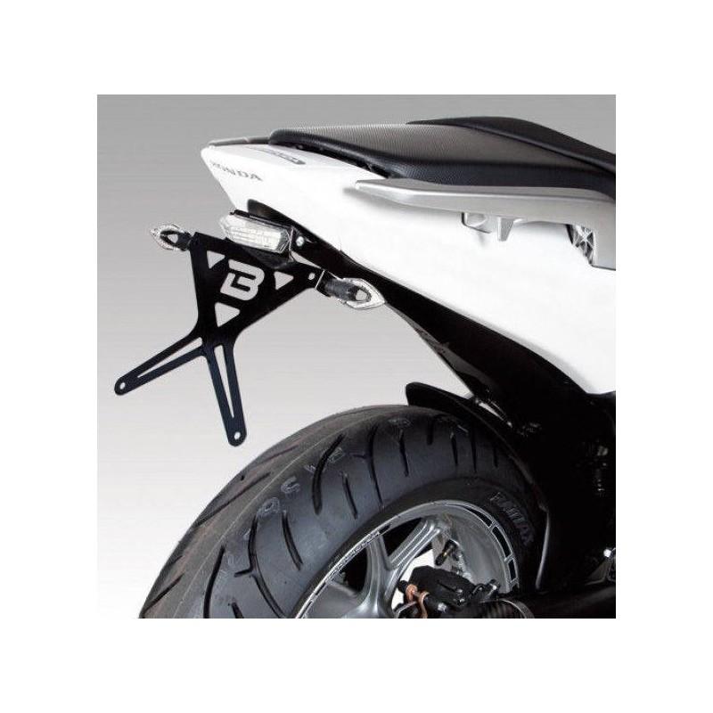 HI7104* : Barracuda Licence Plate Holder NC700 NC750