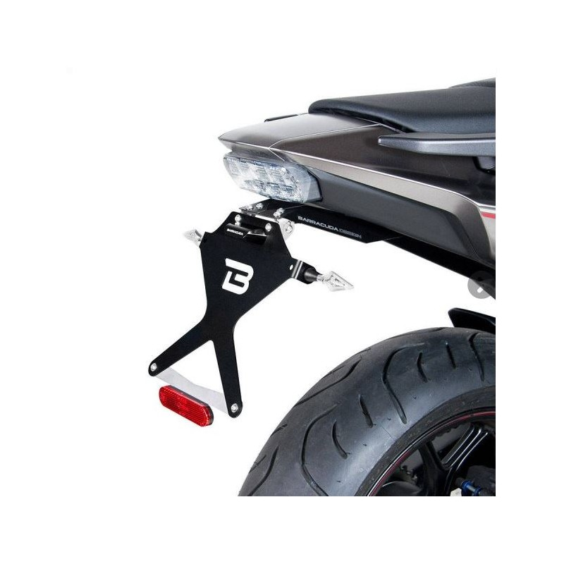 HI7104-16 : Support de plaque Barracuda Integra 750 NC700 NC750