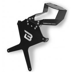 HI7104-16 : Barracuda Integra 750 license plate holder NC700 NC750