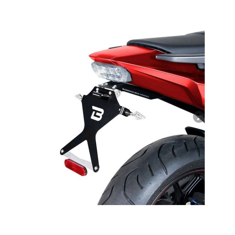 HI7104-16* : Barracuda NC750X license plate holder NC700 NC750