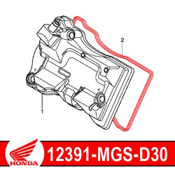 12391-MGS-D30 : Cylinder head cover gasket NC700