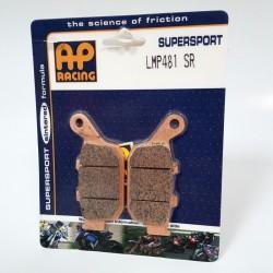 LMP481SR : AP Racing 750 rear brake pads NC700