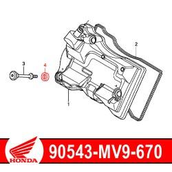 90543-MV9-670 : Joint de vis de couvre culasse NC700 NC750