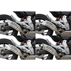 QH6362 : IXRACE Z7 inox NC700 NC750