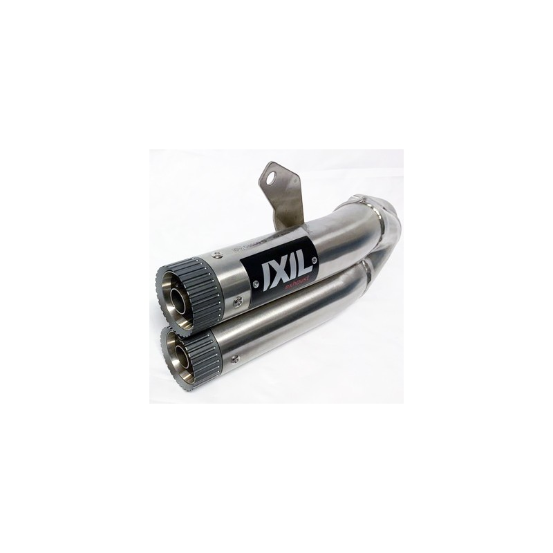 XH6362XN : Ixil Hyperflow XL Silver Edition 2020 NC700 NC750
