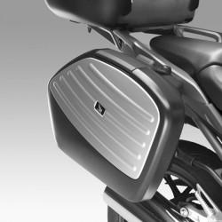 valisesncxhonda : Honda 29L Side Hardbags NC700
