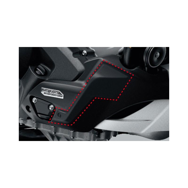 08R70-MKW-D10 : Déflecteur Bas Honda DCT 2021 NC700 NC750