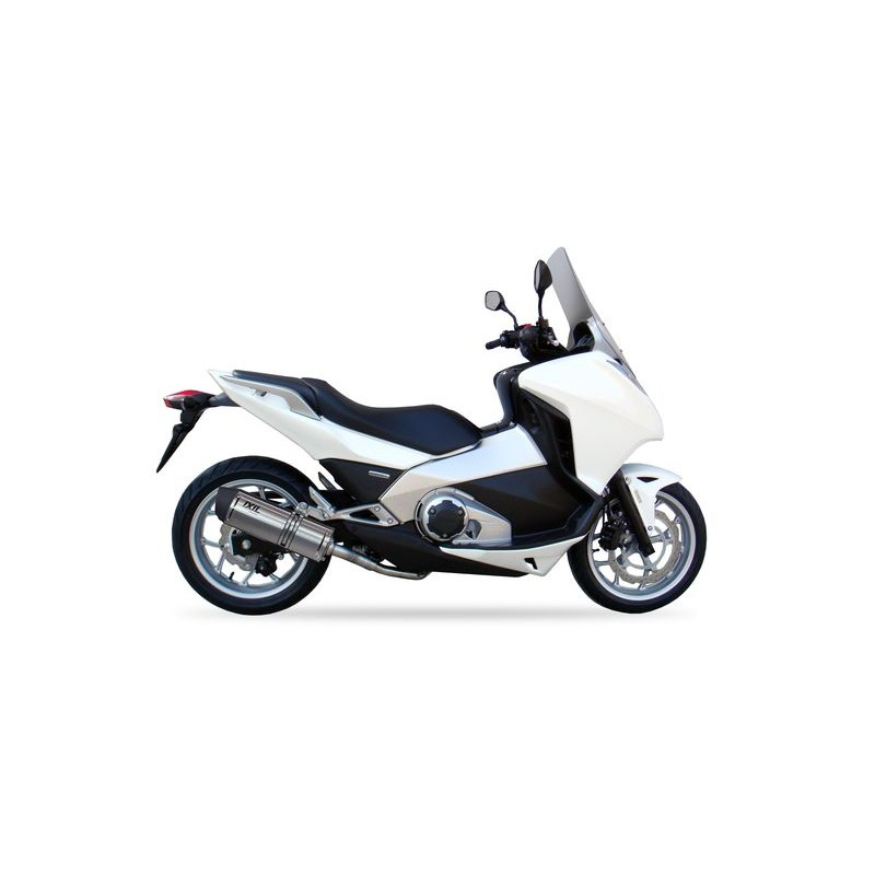 OH62 : Silencieux Hexoval Ixil NC700 NC750
