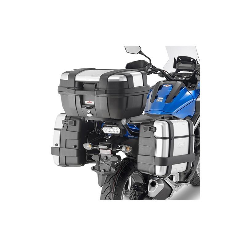 PL1146 : Support pour valises latérales Givi NC700 NC750