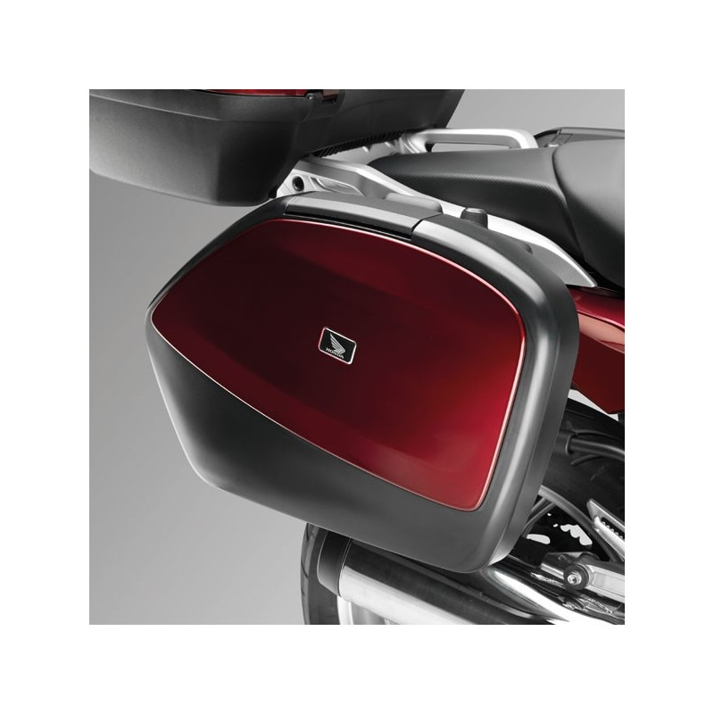 valisesintehonda : Honda 29L Side Hardbags NC700