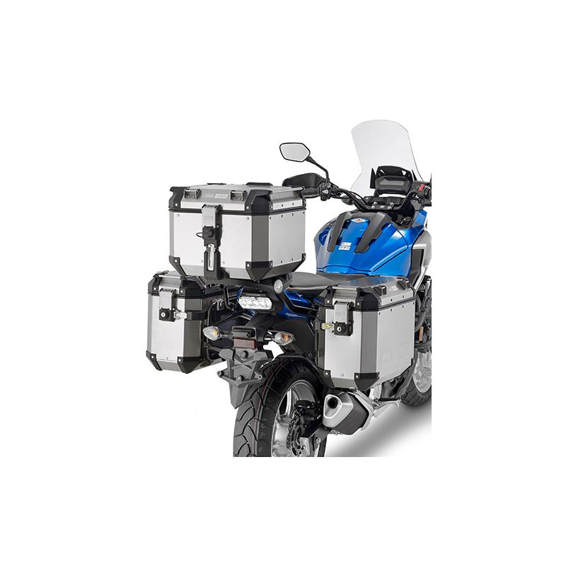 PL1146CAM : Support pour valises latérales Givi NC700 NC750