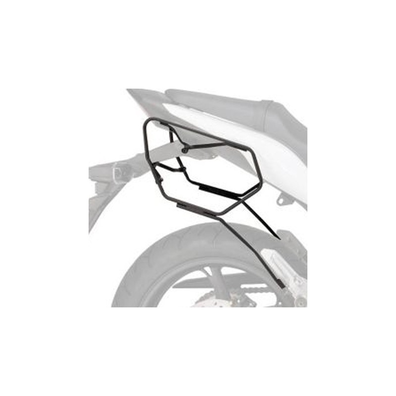 TE1111 : Support sacoches cavalières/Easylock Givi NC700 NC750
