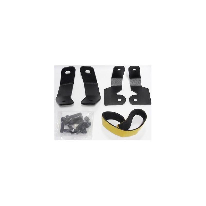 1146KIT : Givi side case kit Givi NC700 NC750