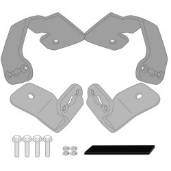 1192KIT : Givi support side cases kit 2021 NC700 NC750