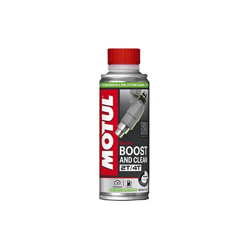 602049899901 : Motul Boost and clean performance NC700 NC750