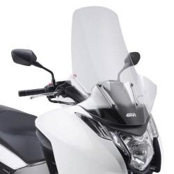 D1109ST : Bulle HP Givi +11cm NC700 NC750
