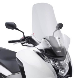 D1109ST : Givi High Protection Windshield +11cm NC700