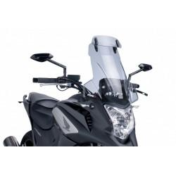 6002H : Bulle Touring Puig avec Déflecteur NC700 NC750