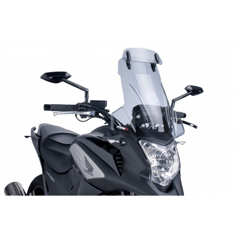6002H : Puig Touring Windshield with Deflector NC700
