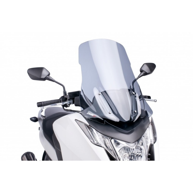 vtechtouring : Puig V-Tech Touring Windshield NC700/750