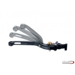 puigfoldlevera : Puig Foldable Left Brake Lever NC700