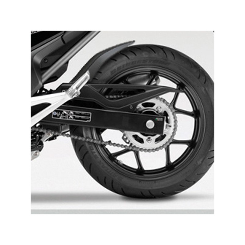 rossohugger - 46001H0712IN : Rossocromo Rear Hugger NC700