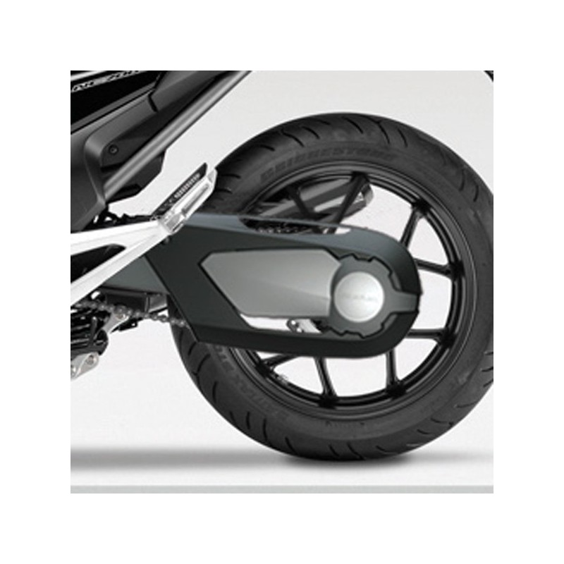 rossochaincover : Rossocromo Chain Cover NC700