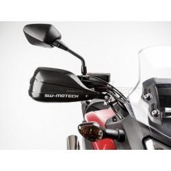 HPR.00.220.10200/B : Protège-mains BBStorm SW-Motech NC700