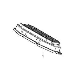 17210-MGS-D30 : Filtre à Air Honda NC700