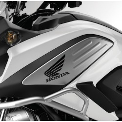 08F70-MGS-D30 : Honda Aluminium-Look Side Decals NC700