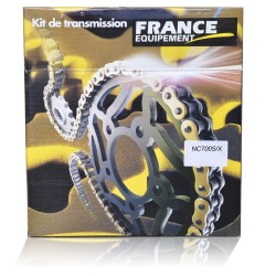 fechainkitxs : France Equipement Standard Chain Kit NC700