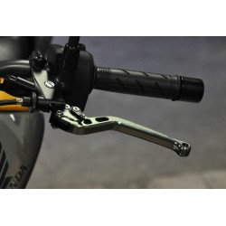 0165U1414T : Aluminium Adjustable Levers NC700