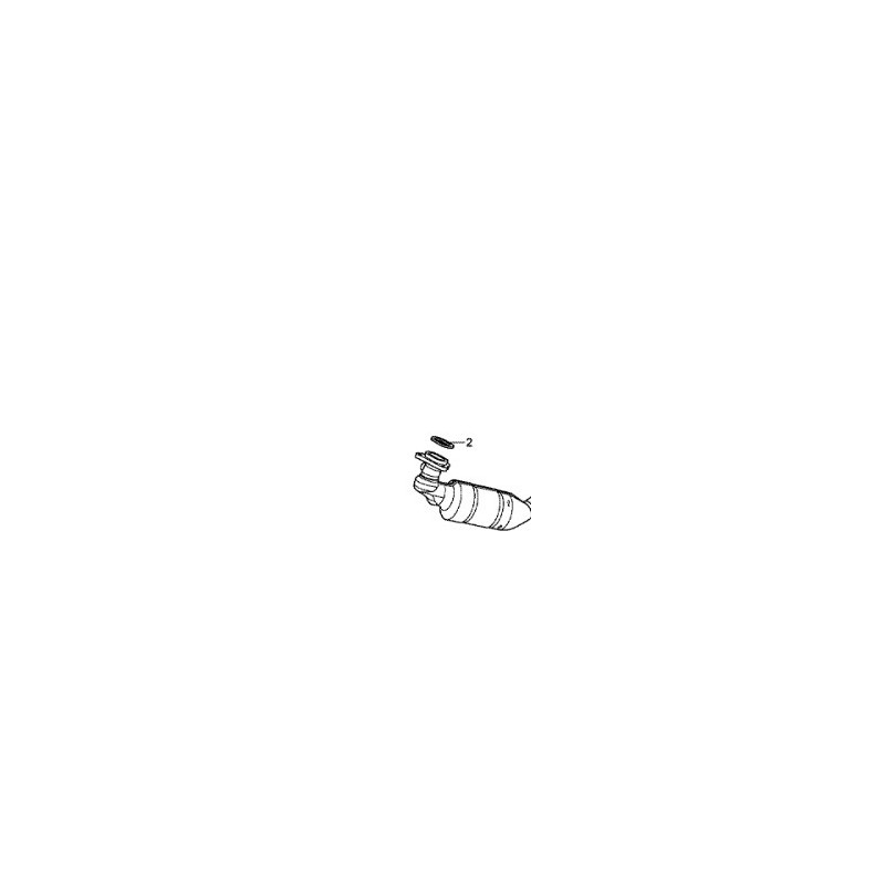 18291MGSD31 : Header Gasket NC700 NC750
