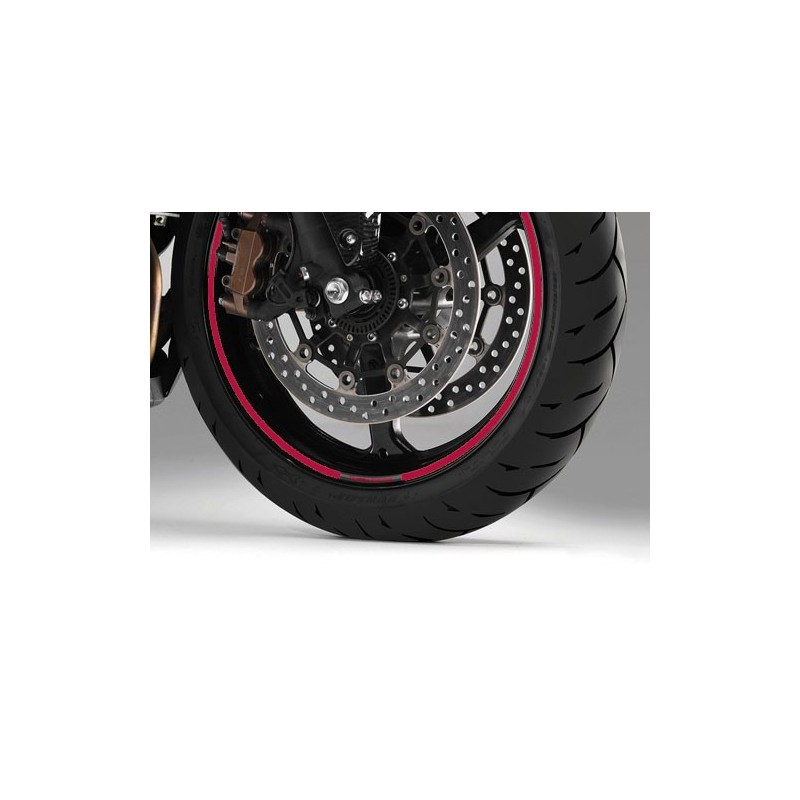 08F84-MFJ-8X : Official Honda Rims stickers NC700 NC750
