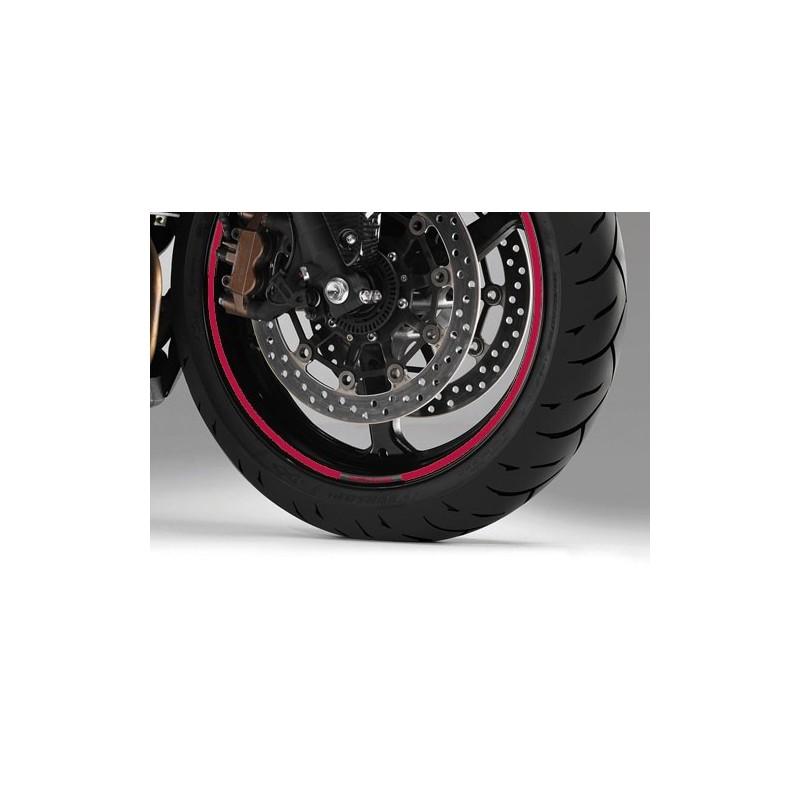 08F84-MFJ-8X : Stickers de jantes officiels Honda NC700 NC750