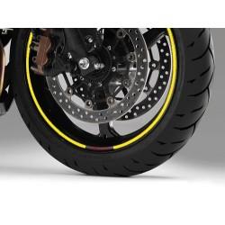 08F84-MFJ-8X : Official Honda Rims stickers NC700 NC750
