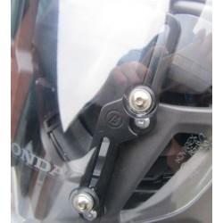 BRUUDT KIT REGLAGE NC700S : Windshield Adjusters NC700 NC750