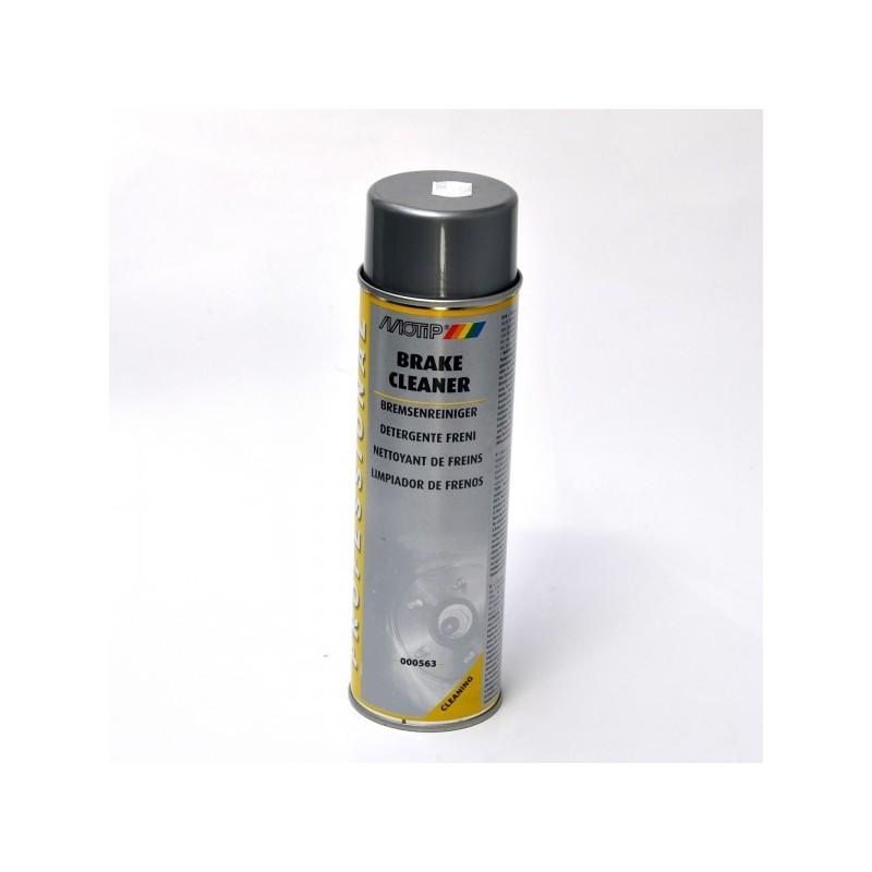 motipfrein : Motip brake cleaner NC700/750