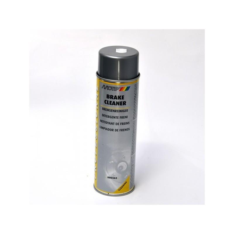 motipfrein : Motip brake cleaner NC700