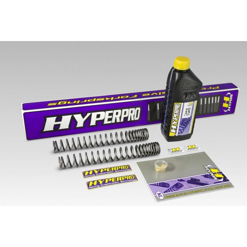 HYSPHO07SA030 : Ressorts progressifs de fourche NC700 NC750