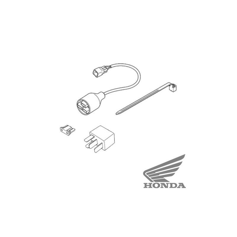 08A70-MJL-D30 + 08A70-MGS-D30 : Kit de branchement d'accessoire électrique NC700