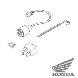 08A70-MGS-D30 + 08A71-MGS-D10 : Kit de branchement d'accessoire électrique NC700