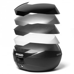 D0B39100 : Top Case Shad 39l NC700 NC750