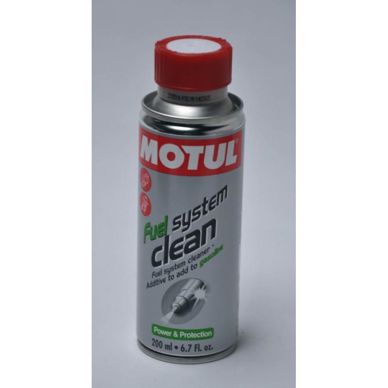 motul104878 : Nettoyant du circuit d'alimentation NC700