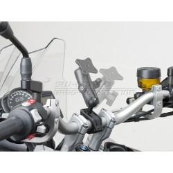 GPS.00.308.30100 : SW-Motech Universal GPS Mount Kit Ball NC700 NC750